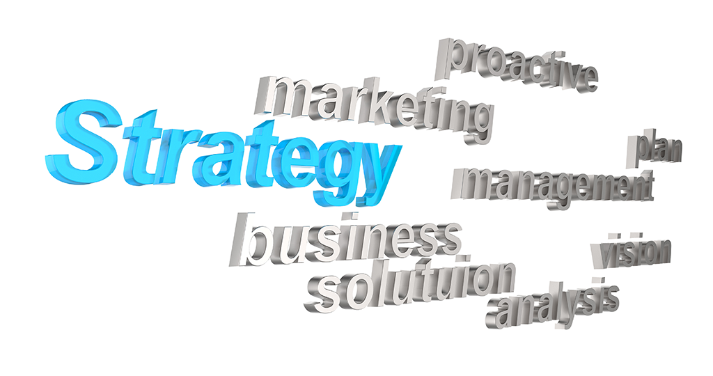Strategy, business solutions, marketing, and management
